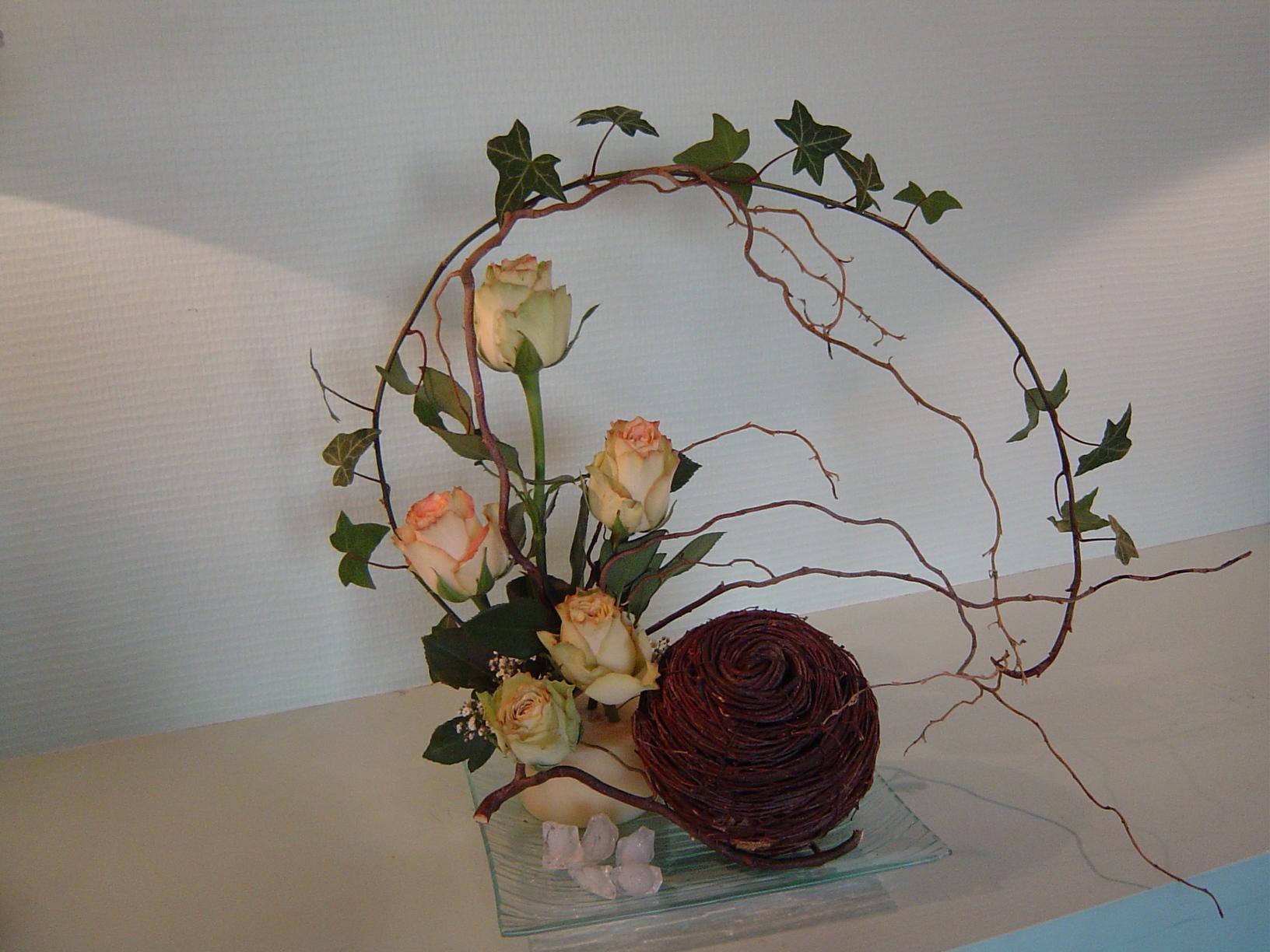 Rosarum art floral for Site art et decoration